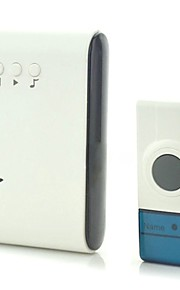Wireless Digital 32 Tune Songs Chime Doorbell Door Bell Remote Control 80M Range