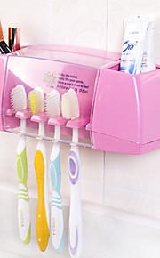 創造的な強いスティック多機能歯ブラシホルダーの歯磨き粉