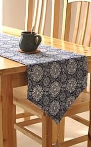 bloemmotief tafelloper mode hotsale hoogwaardige katoen tafelblad deco