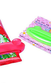dentifricio spremiagrumi dispenser animale dentifricio cartone animato