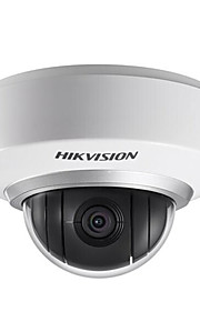 hikvision® ds-2dc2202-DE3 / vægt 2,5 tommer 2.0MP netværk mini PTZ dome kamera med audio / PoE / 2x zoom