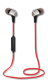 Neutral produkt M6 Hovedtelefoner (I Øret)ForMedie Player/Tablet / Mobiltelefon / ComputerWithMed Mikrofon / Lydstyrke Kontrol / Sport /