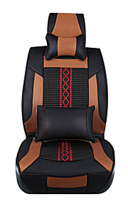 Luxury Car Seat Cover Universal Fits Seat Protector Seat Covers - Black,Golden,Beige