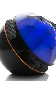 ikanoo i916 magic box mini led draagbare draadloze bluetooth stereo luidspreker met handsfree-functie