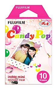 Fujifilm instax farvefilm slik pop