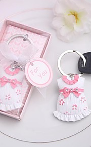 Resin Keychain Favors-1 Piece/Set Keychains Classic Theme / Fairytale Theme Non-personalised Pink