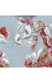 Mural 3D Papier peint Luxe Revêtement,Toile Oui