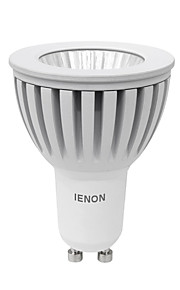 5W GU10 Spot LED MR16 1 COB 400-450 lm Blanc Chaud / Blanc Froid Décorative AC 100-240 V 1 pièce