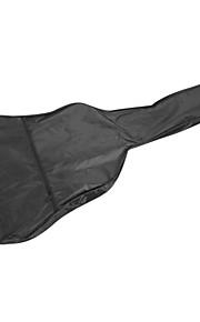Laukut ja kotelot Guitar Musical Instrument Varusteet Puuvilla Valkoinen