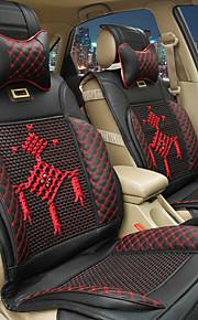 cubierta de asiento de coche de lujo de estilo chino ajustes universales del asiento protector de asiento cubre conjunto