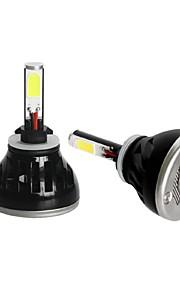 type auto lamphouder g5 geleid 6000k 80w 360 graden conversie cob leds koplamp gloeilampen kit