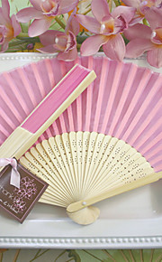 Bachelorette Silk Hand Fans Ladies Night Out Essentials, Summer Beach Party Inspirations BETER-HH059