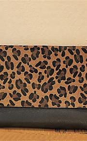 Women-Casual-PU-Shoulder Bag-Animal Print