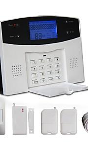 gsm / PSTN draadloze alarmcentrale
