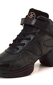 Sapatos de Dança(Preto) -Feminino-Não Personalizável-Tênis de Dança