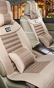 cubierta de asiento de coche de seguridad se ajuste universales protector de fundas de asiento con sistema de la almohadilla
