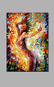 sexy nude nainen seinälle kotiin hotellin sisustus käsinmaalattu öljymaalaus valmis roikkua kehyksineen