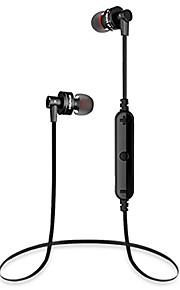 AWEI A990BL Oordopjes (in-oor)ForMediaspeler/tablet / Mobiele telefoon / ComputerWithmet microfoon / DJ / Volume Controle / Gaming /