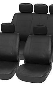 auto Universaali Musta Istuinpäälliset ja tarvikkeet