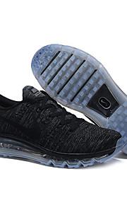 Nike flyknit air max 2016 miesten&Naisten juoksukengät musta laatu Nike Airmax flyknit max urheilu lenkkarit