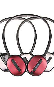opprinnelige Rapoo h1030 2,4 GHz trådløs stereo hodetelefon med 10m overføring avstand bygd dobbel antenne mottaker