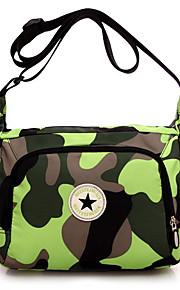 8 L Bolsa de hombro Acampada y Senderismo Al Aire Libre Secado Rápido Verde Nilón