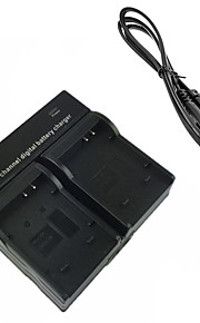 EL12 digitale camera batterij dubbele lader voor Nikon S6100 S9100 p300 S8100 S8200 S9500 P330