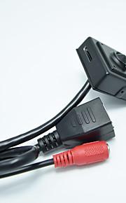 32g tf card + 720p mini ip kamera sikkerhed kamera 1,0 megapixel h.264 p2p ip / netværk ip cam