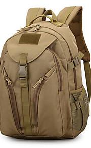 10 L mochila / Mochila Acampada y Senderismo Al Aire Libre Impermeable Caqui Nilón