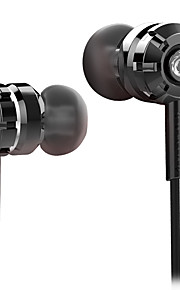 SENICC G45 Hovedtelefoner (I Øret)ForMedie Player/Tablet / Mobiltelefon / ComputerWithMed Mikrofon / DJ / Lydstyrke Kontrol / Gaming /