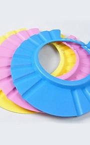 justerbar shampoo cap til børn (tilfældige farver)