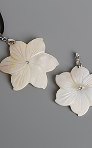 Pendentifs Coquillage Flower Shape comme image 1Pc