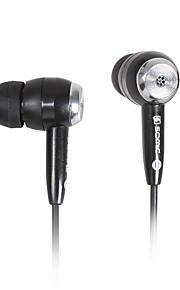 SENICC MX-106 Hovedtelefoner (I Øret)ForMedie Player/Tablet / Mobiltelefon / ComputerWithDJ / Gaming / Hi-Fi