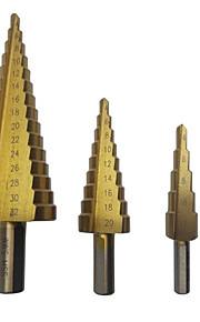 trekantede håndtaket step drill