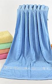 "1PC Full Cotton Bath Towel 55"" by 27"" Cartoon Pattern Super Soft"