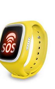 touch screen telefon ur mobiltelefon intelligente børn gps locator vandtæt kort micro chat