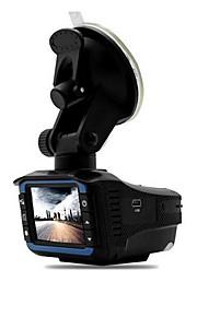 CAR DVD-5 MP CMOS-1600 x 1200-G-sensor / GPS / Vidvinkel / 720P