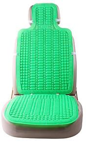 Car Seat PVC Plastic Green Seat Ventilation Massage Cushion Pad Cool Mat Single Van Truck