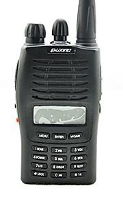 Fabriek-OEM PX-777 VHF Walkie-talkie VHF 5W/UHF 4W 128 136-174MHz 1200mAh 3km-5kmFM-radio / Noodgevallen Alarm / Programmeerbaar via