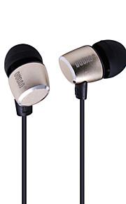 Neutral produkt DT-207 Hovedtelefoner (I Øret)ForMobiltelefonWithLydstyrke Kontrol