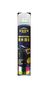 nano guldbelagte sølv spraymaling film strimlet spraymaling ikke råd krom hjul