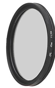 emoblitz 49mm CPL cirkulære polarisator linse filter