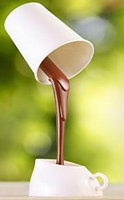 Skrivebordslamper LED / Genopladelig / Øjenbeskyttelse Nyhed Plastik