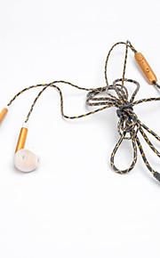 Er du sikker USURE MJ-1 I Øret-Hovedtelefoner (I Ørekanalen)ForMedie Player/Tablet / ComputerWithMed Mikrofon / DJ / Lydstyrke Kontrol /