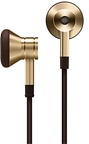 1more 1More Hovedtelefoner (I Øret)ForMedie Player/Tablet / Mobiltelefon / ComputerWithMed Mikrofon / Lydstyrke Kontrol / FM Radio /