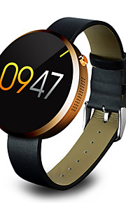 1.22inch MTK2502 Heartrate Monitor IPS Screen With Heart Rate Fitness Tracker Ios and Android  Smart Watch