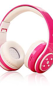 JKR JKR-205B Høretelefoner (Pandebånd)ForMedie Player/Tablet / Mobiltelefon / ComputerWithMed Mikrofon / DJ / Lydstyrke Kontrol / Gaming