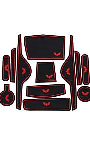 Wuling Hongguang s / slot pad / cup pad / armlæn / opbevaring pad / bil mat