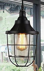 40w Vedhæng Lys ,  Kontor/Business Maleri Feature for LED Metal Stue / Soveværelse / Læseværelse/Kontor / Indgang / Entré / Garage