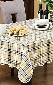 פלסטיק Rectangulaire Table Cloths